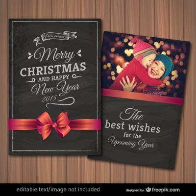 クリスマス,カード,無料,テンプレート,シンプル