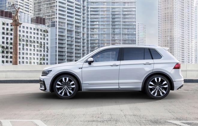 VW,新型,ティグアン,Rライン