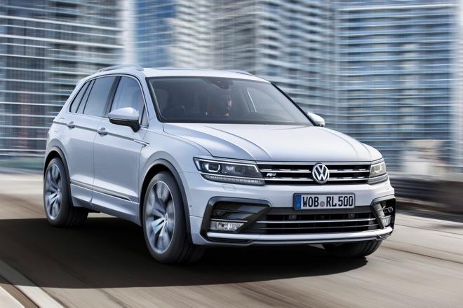 フォルクスワーゲン,VW,新型,ティグアン,2016