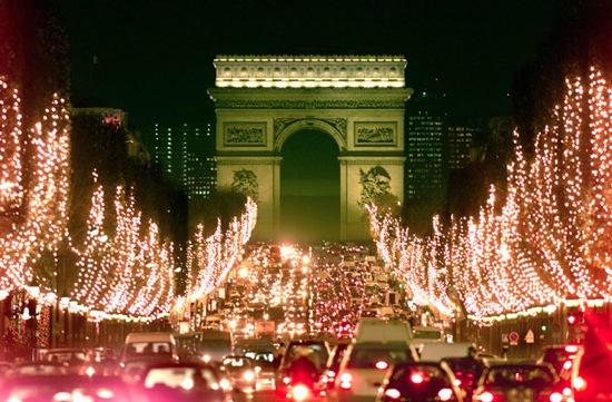 クリスマス,イルミネーション,海外,夜景,画像