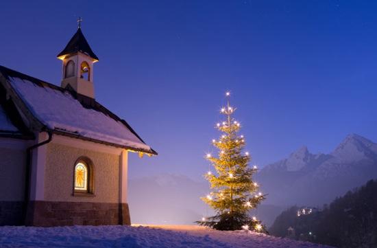 クリスマス,夜景,画像,ライトアップ,海外